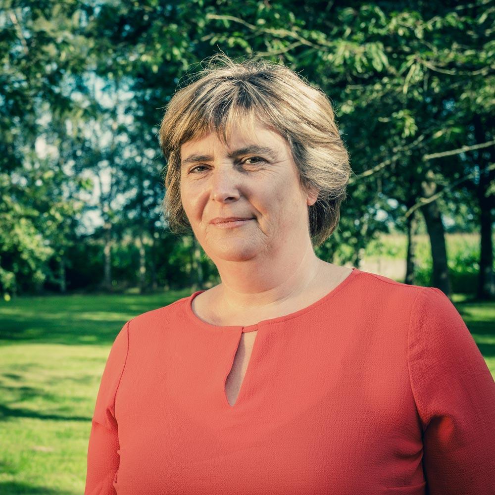 Dokter Inge Scheelen